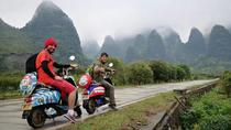 Private Yangshuo Day Adventure by Air de Shanghai con experiencia en moto eléctrica, Shanghái, Tours aéreos