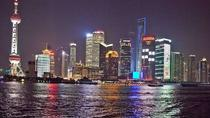 Shanghai By Night: Huangpu River Cruise Jin Mao Tower Observation Deck and The Bund, Shanghai, ...
