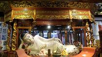 Shanghai Day Trip from Beijing by Air including Jade Buddha Temple Yu Garden and Tea Ceremony,...