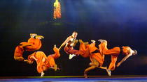 Shaolin Kung Fu Show in Beijing Red Theater, Beijing