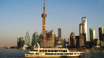 Small-Group Shanghai Sightseeing Tour, River Cruise and Wonton-Making Lesson, Shanghai