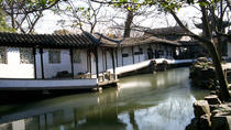 Suzhou Gardens, Pingjiang Road and Canal Boating From Shanghai, China