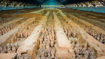 Terra Cotta Warriors and Ancient City Wall Bus Tour from Xi'an, Xian, Bus & Minivan Tours