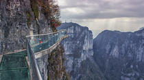 Tianmen Mountain and Glass Skywalk Tickets with Private Transfer from Zhangjiajie, Zhangjiajie, ...