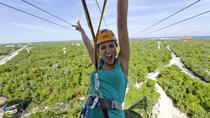 Xplor Park All-inclusive-Eintrittskarte, Playa del Carmen, Theme Park Tickets & Tours