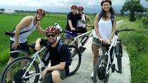 Electric bicycle tour in Jatiluwih UNESCO site with waterfall visit, Ubud, Bike & Mountain Bike ...