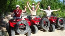 ATV Tour in St Lucia, St Lucia, Catamaran Cruises