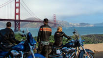 Harley-Davidson Rental in San Francisco, San Francisco, Self-guided Tours & Rentals