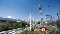 Viator Exclusive: Fuji-Q Highland Afternoon Admission Ticket and Meal Coupon, Région du Chūbu