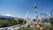 Viator Exclusive: Fuji-Q Highland Afternoon Admission Ticket, Chūbu