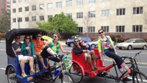Excursão por pedicab no National Mall e museus de Washington DC, Washington, DC, Passeios em ...