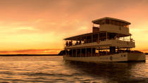 Sunset Zambezi River Cruise from Livingstone, Livingstone, Day Cruises