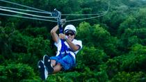 Adventure Day at Scape Park Cap Cana, Punta Cana, Eco Tours