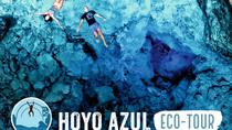 Hoyo Azul Cenote Tour at Scape Park from Punta Cana, Punta Cana, Eco Tours