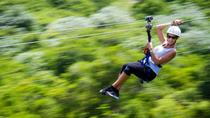 Scape Park Zipline and Hoyo Azul Tour, Punta Cana, Day Trips