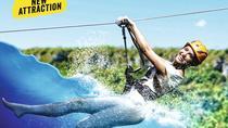 Zip Line Eco Splash, Punta Cana, Eco Tours