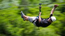 Zipline Eco-Adventure at Scape Park Cap Cana, Punta Cana, Ziplines