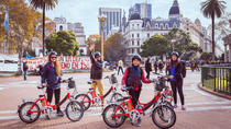 Grand Bike n' Wander Experience- Discover the soul of BA City, Buenos Aires, Day Trips