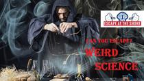 New Jersey Weird Science Interactive Escape Room, Atlantic City, Escape Games