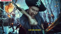 Pirate's Plunder Interactive Escape Room in New Jersey, Atlantic City, Escape Games