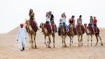 Dubai Desert 4x4 Safari with Quad Ride, Camel Ride, BBQ Dinner and Belly Dancing, Dubai, 4WD, ATV &...