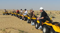 Self-Drive Desert Buggy or Quad Bike Experience with Transport from Dubai, Dubai, Day Spas