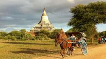 Bagan Horse Cart Ride Tour mit Puppenspiel, Bagan