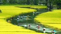 Hoa Lu Tam Coc Full Day Tour with Biking, Boating, Sightseeing from Hanoi, Hanoi, Full-day Tours