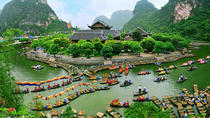 Hoa Lu Trang An Full Day Tour with Biking, Boating, Sightseeing from Hanoi, Hanoi, Full-day Tours