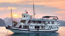 Visit Halong Bay & Bai Tu Long Bay Over Night on 3 Star Cruise, All included, Hanoi, Day Cruises