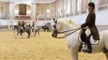 Spanish Riding School: Morning Exercise Entrance Ticket in Vienna, Vienna, Attraction Tickets