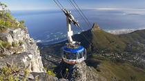 Table Mountain Skip-the-Line Ticket and Half-Day Private Chauffeur, Cape Town, Attraction Tickets