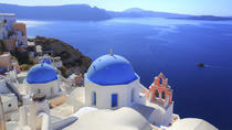 Private Tour: Santorini Sightseeing with Photo Stops on the Fira to Oia Hiking Trail, Santorini