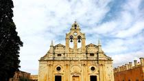 Cretan Monasteries, Villages and Countryside Small Group Day Trip with Meal, Chania, Day Trips