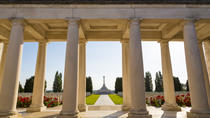 Private Tour: WWI Canadian Battlefields Including Thiepval Memorial, Beamont-Hamel, Vimy Ridge and ...