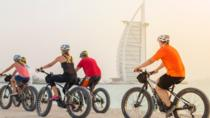Afternoon Beach E-Fat Bike Cycle Tour, Dubai, Bike & Mountain Bike Tours