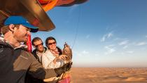 Hot Air Balloon with Gourmet Breakfast and Wildlife Safari from Dubai, Dubai, Balloon Rides