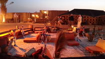 Luxury Desert Experience: Dinner and Emirati Activities with Vintage Land Rover Transport from ...