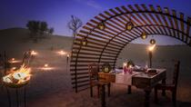 Luxury Dinner in the Desert Experience from Dubai, ドバイ