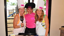 Mexican Cooking Class Plus Playa Mia Grand Beach and Water Park Pass, Cozumel