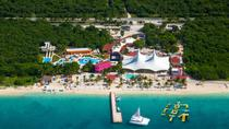 Playa Mia Grand Beach and Water Park Day Pass, Cozumel, Swim with Dolphins