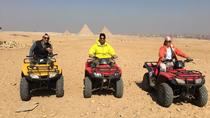 quad bike around Giza pyramids, Cairo, Cultural Tours