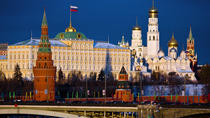 Moscow: Kremlin Ticket and 2-Hour Small Group Tour, Moscow, Cultural Tours