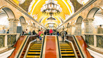 Moscow Metro Daily Tour: Small Group, Moscow, Cultural Tours