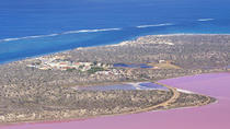 Hutt Lagoon Pink Lake Scenic Flight, Western Australia, Air Tours