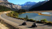Canadian Rockies Tour by Chauffeured Sidecar from Jasper, Jasper, Motorcycle Tours