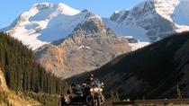 Icefields Parkway Sidecar Ride and Champagne Helicopter Flight, Jasper, Day Trips