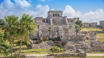 Tulum Combo Tour: Archaeological Site, Cenotes and Yalku Lagoon, Playa del Carmen, Day Trips