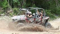 Zipline, Rappel and ATV Outdoor Adventure Tour, Playa del Carmen, Ziplines