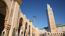 Casablanca Half-Day Tour: Hassan II Mosque, Mohammed V Square and Central Market, Casablanca, null